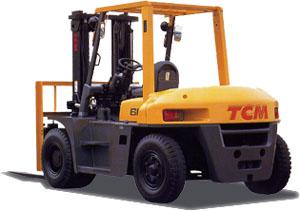 Погрузчики TCM грузоподъемностью 6 - 10 тонн